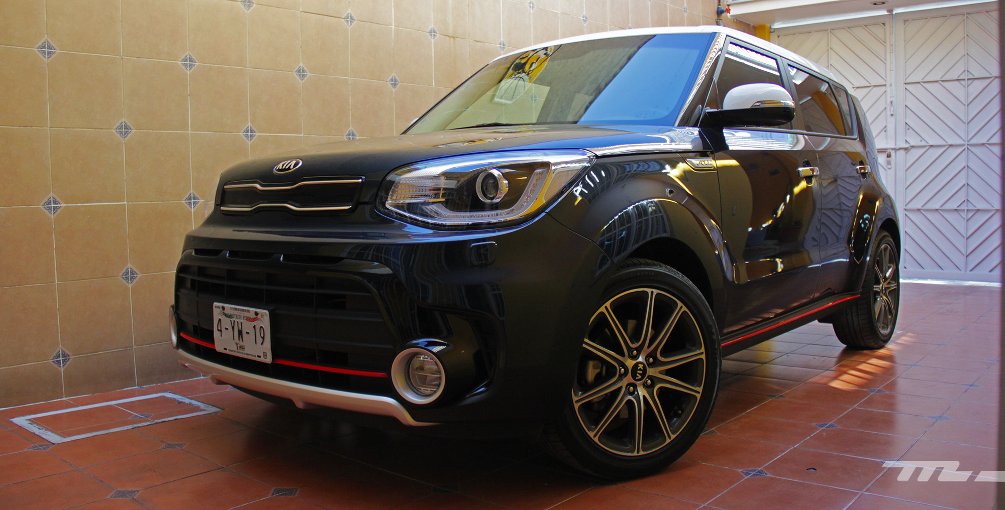 KIA Soul SX Turbo 2017