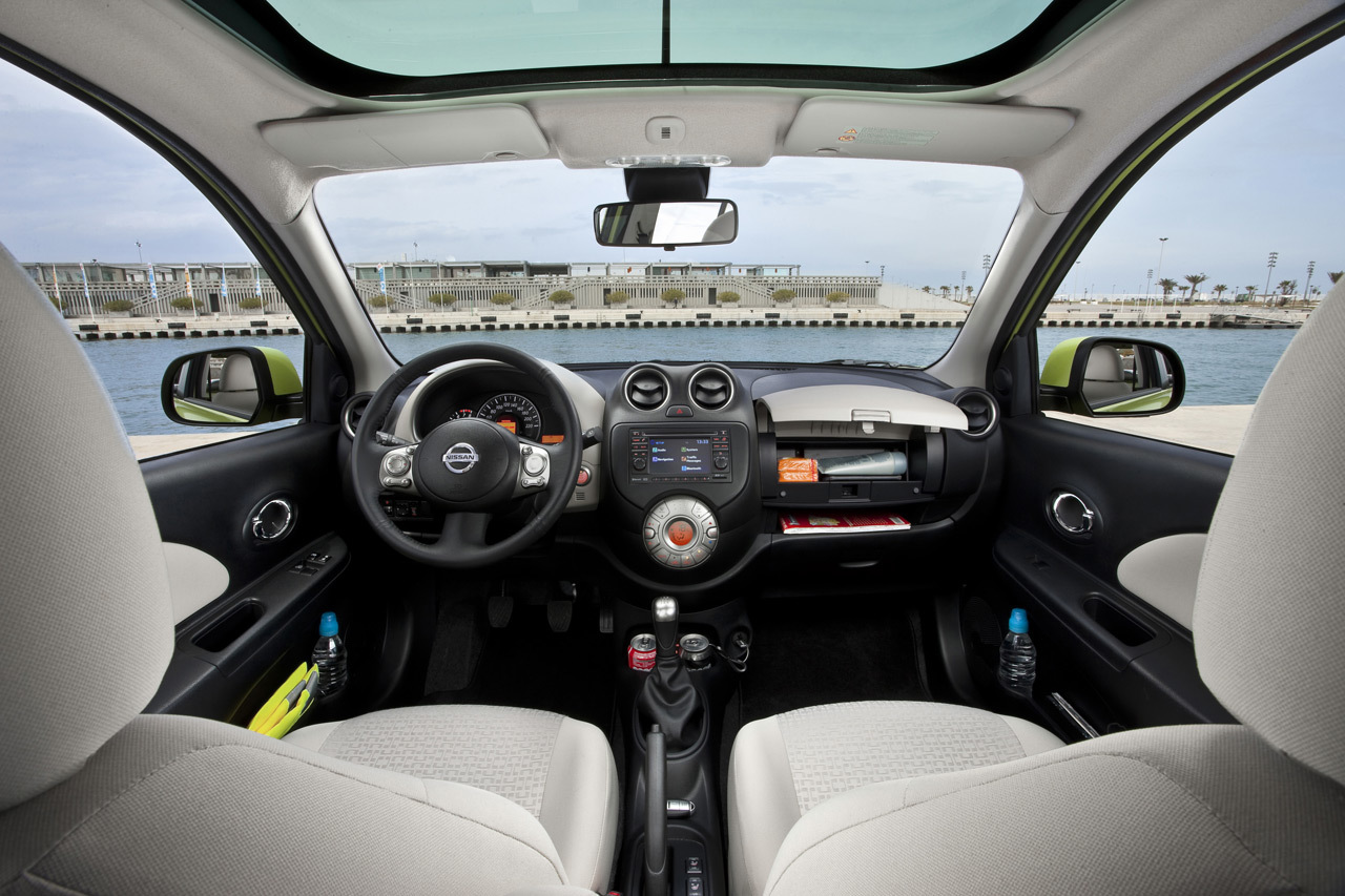 Foto de Nissan Micra 2010 (42/63)