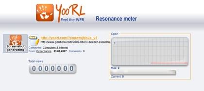 YooRL, haciendo seguimiento del uso de los enlaces que compartimos