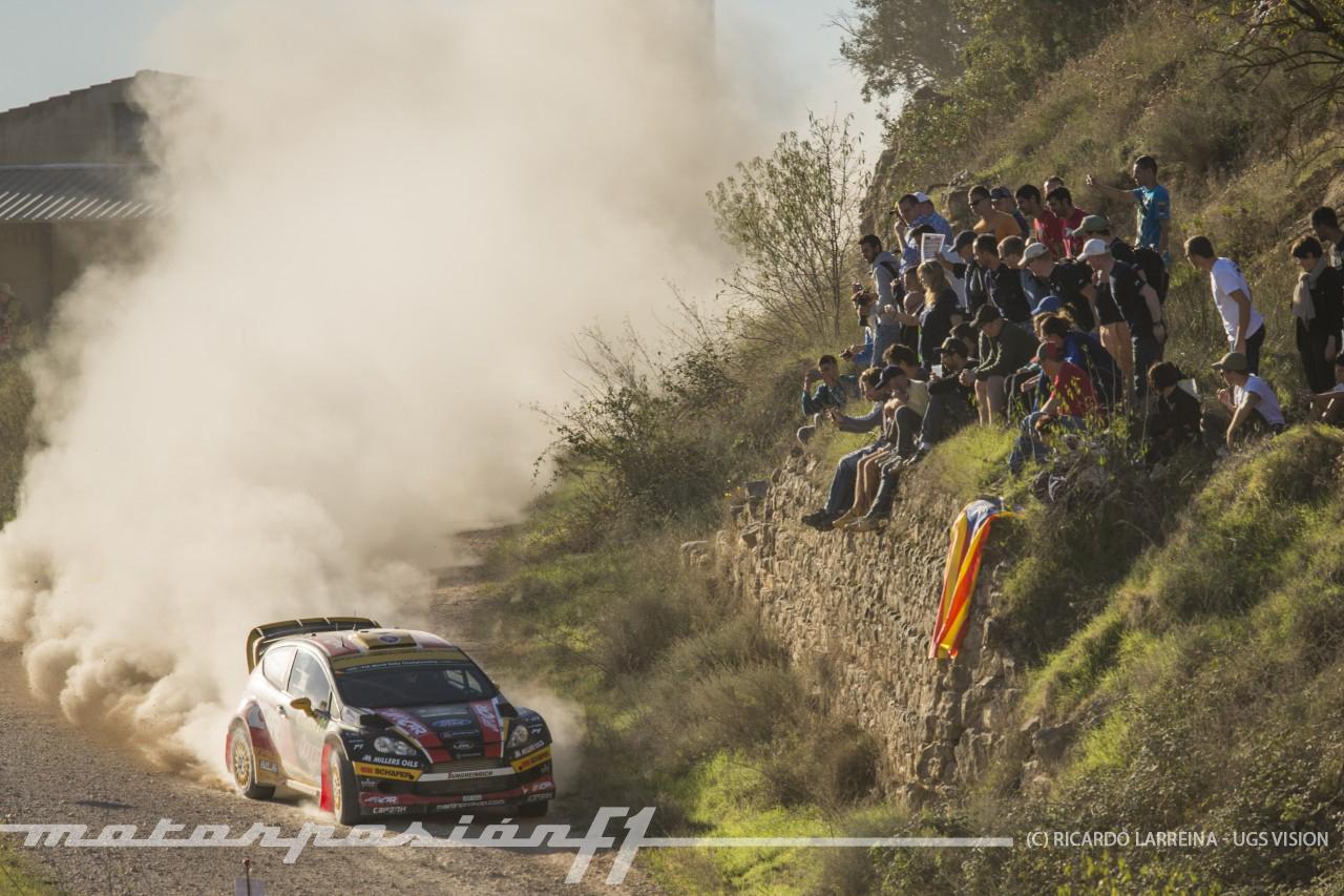 Foto de WRC - Rally de Catalunya 2014 (265/370)