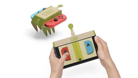 El Nintendo Labo llega a México con un distribuidor oficial y casi al doble de su precio
