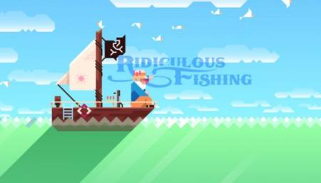 Ridiculous Fishing para Android ya a la venta en Google Play