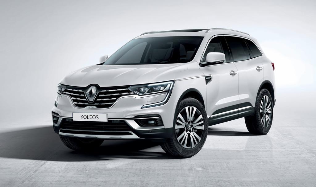 Renault Koleos 2019: este SUV grande se actualiza, con cambios estéticos y motores más potentes y eficientes