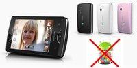 Confirmado: el Xperia Arc S y el Xperia Mini Pro no se podrán actualizar a Jelly Bean