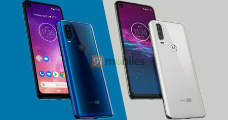 Motorola One Vision Vs Action Portada