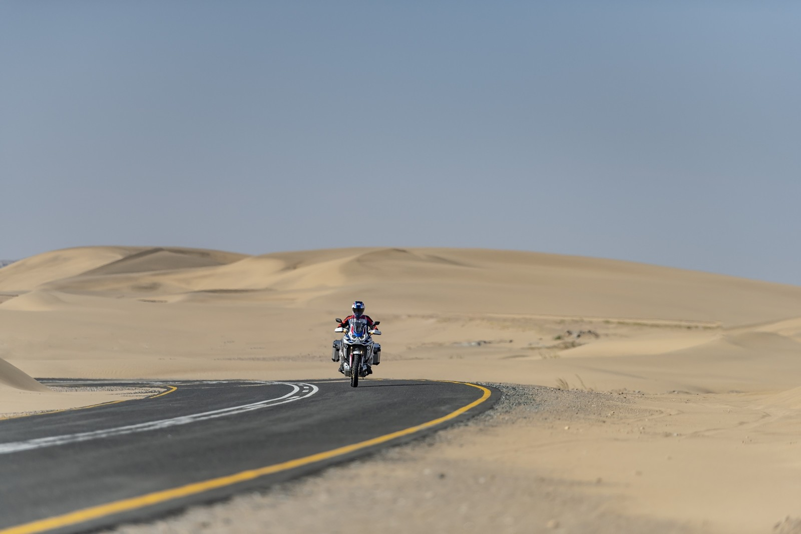 Foto de Honda CRF1100L Africa Twin Adventure Sports 2020 (29/32)