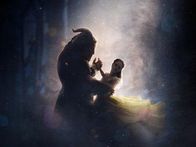 'La Bella y la Bestia', primeras imágenes oficiales con los protagonistas y póster final del remake