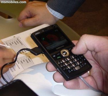 Samsung SGH-i600, un smartphone muy completo