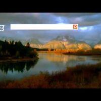Bing añade vídeo a su página de inicio