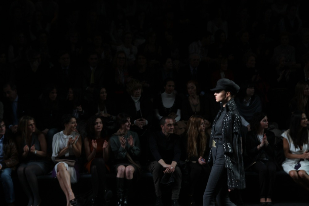 Foto de Jesús del Pozo en la Cibeles Fashion Week Otoño-Invierno 2011/2012 (24/71)