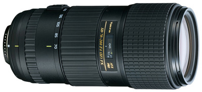 Tokina presentará en el CP+ Show el nuevo Tokina AT-X 70-200mm f/4 PRO IF FX