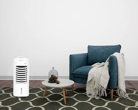 16 climatizadores evaporativos, de los más vendidos de Amazon, para refrescar espacios del modo más sencillo