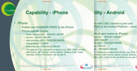 Warrior Pride, el spyware de los servicios de inteligencia ingleses y estadounidenses para pinchar el micro de tu teléfono y acceder a tus datos