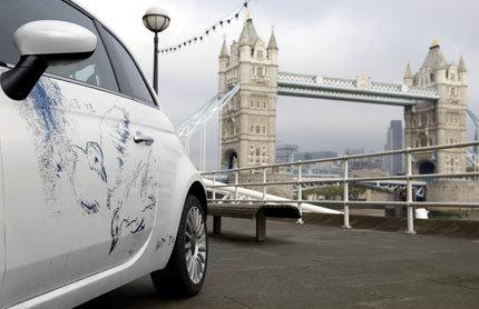 ¿El Fiat 500 más caro del mundo? Posiblemente...