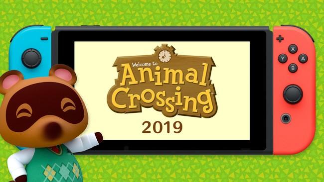 Animal Crossing volverá en 2019 para Nintendo Switch. Canela será un personaje de Super Smash Bros. Ultimate