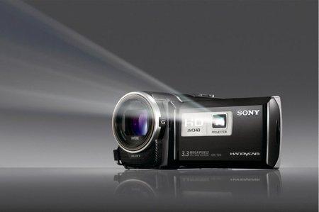 Cámara Sony PJ50VE