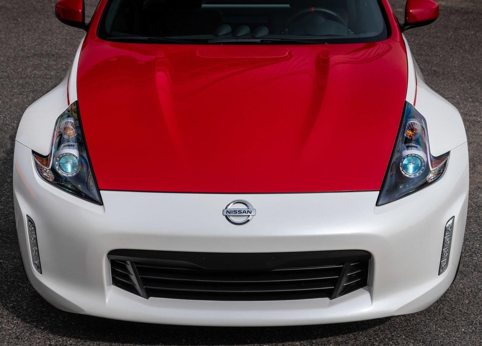Foto de Nissan 370Z 50 aniversario (14/18)