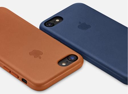 Чехол DF для APPLE iPhone 7 iColorCase-01 Black