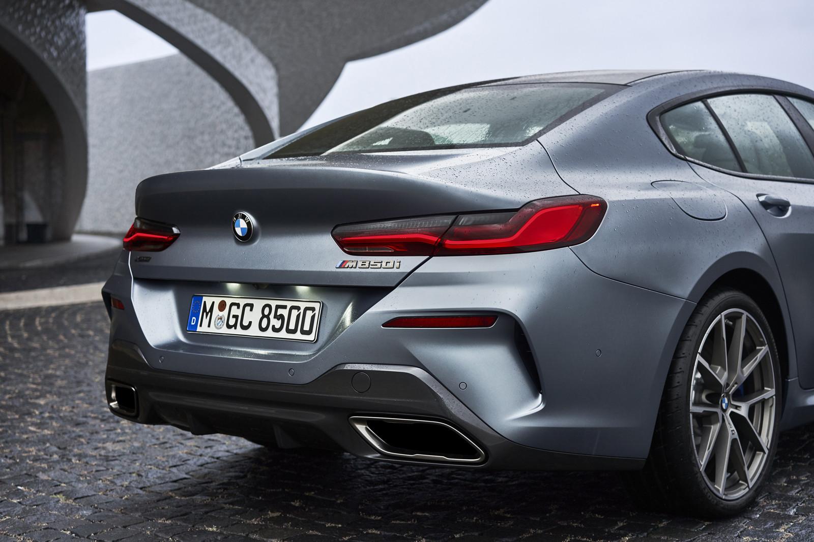 Foto de BMW Serie 8 Gran Coupé (presentación) (71/159)