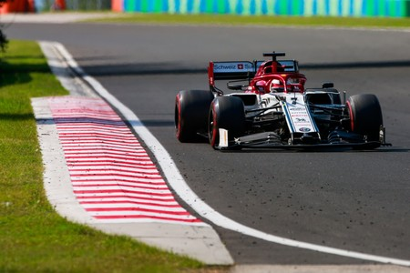 Raikkonen Hungria F1 2019