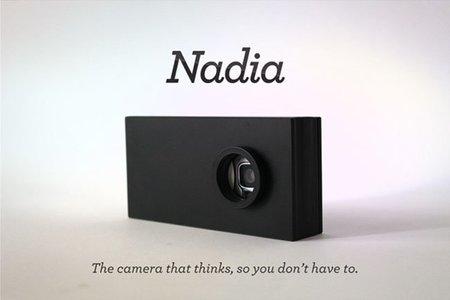 Nadia, la cámara que puntúa la calidad de las fotos antes de dispararla