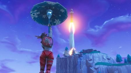 Yo estuve allí el día que un cohete abrió una grieta en el cielo de Fortnite (y Epic Games hizo historia)