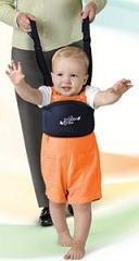 Ayuda a caminar a tu hijo sin dolor de espalda