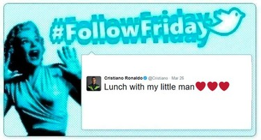 #FollowFriday de Poprosa: de mini-celebrities va la cosa