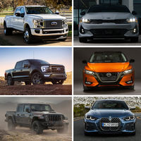 Estos son los 45 candidatos al North American Car of the Year 2021