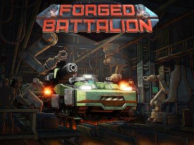 Primeras impresiones con Forged Battalion, el RTS en el que diseñas tu propia facción