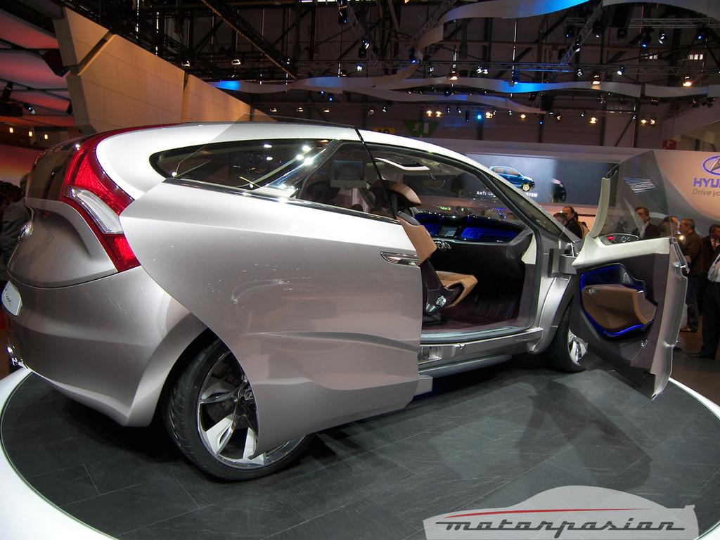 Foto de Hyundai i-Mode en el Salón de Ginebra (8/14)