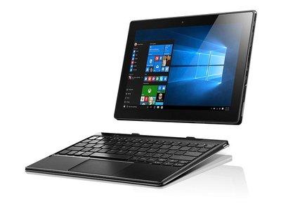 Si quieres una 2 en 1 para este curso, esta mañana en Mediamarkt tienes la tableta Lenovo Ideapad MIIX 310-10ICR por sólo 259 euros