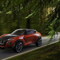 Nissan Gripz Concept, el futuro se construye con los logros del pasado