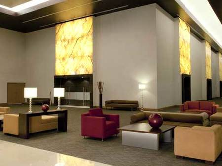 Otra imagen del lobby.