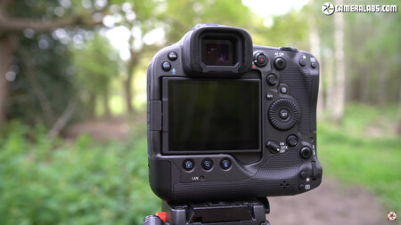 Canon Eos R3 De Cerca 9