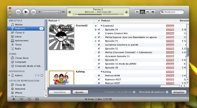 itunes apple podcast gravina82