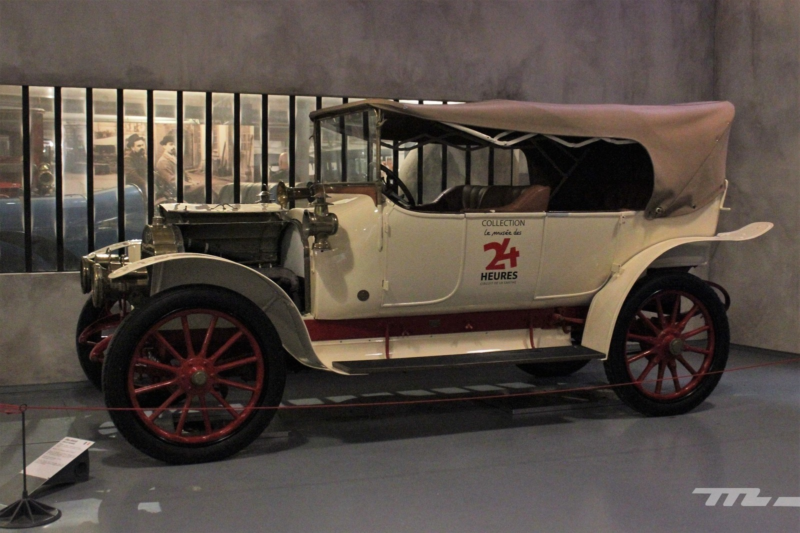 Foto de Museo de las 24 Horas de Le Mans (inicios) (10/30)