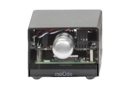 moodeCase R10 Front Png