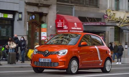 Renault Teingo Electrico