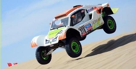 El rendimiento de los buggies en el Dakar 2013 irrita a X-Raid