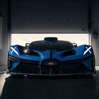 El descomunal Bugatti Bolide se deja ver un poco más: nuevas fotos del coche que asegura batir al Porsche 919 EVO en Nürburgring