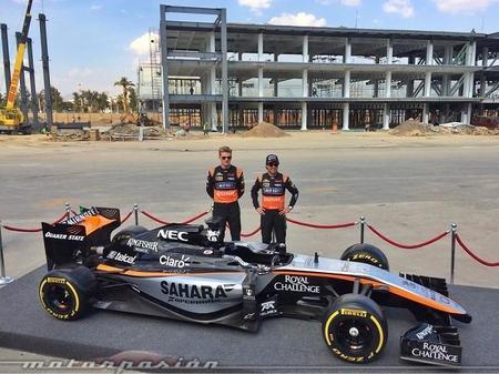 A 281 días del Gran Premio de México, así van los trabajos en el Autódromo Hermanos Rodriguez