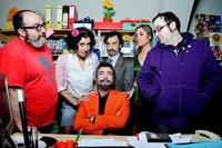 Paramount Comedy prepara 'El Divo', su nueva serie con Agustín Jiménez y Carlos Areces