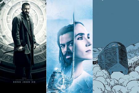 'Snowpiercer: Rompenieves': las diferencias entre la serie disponible en Netflix, el cómic original y la película de Bong Joon-ho
