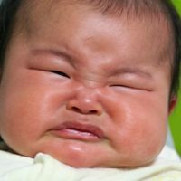 Los bebés que más lloran viven en Reino Unido, los que menos, en Japón