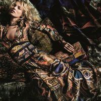 La campaña Otoño-Invierno 2015/2016 de Etro sorprende con una étnica Kate Moss al frente