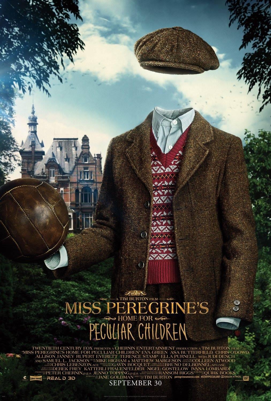 Foto de Carteles de 'El hogar de Miss Peregrine para niños peculiares' (6/19)