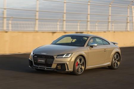 Audi TT RS: precios, versiones y equipamiento en México