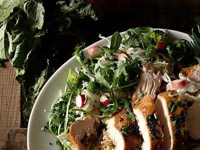 Paseo por la Gastronomía de la Red: 15 recetas ligeras y apetecibles para no sufrir
