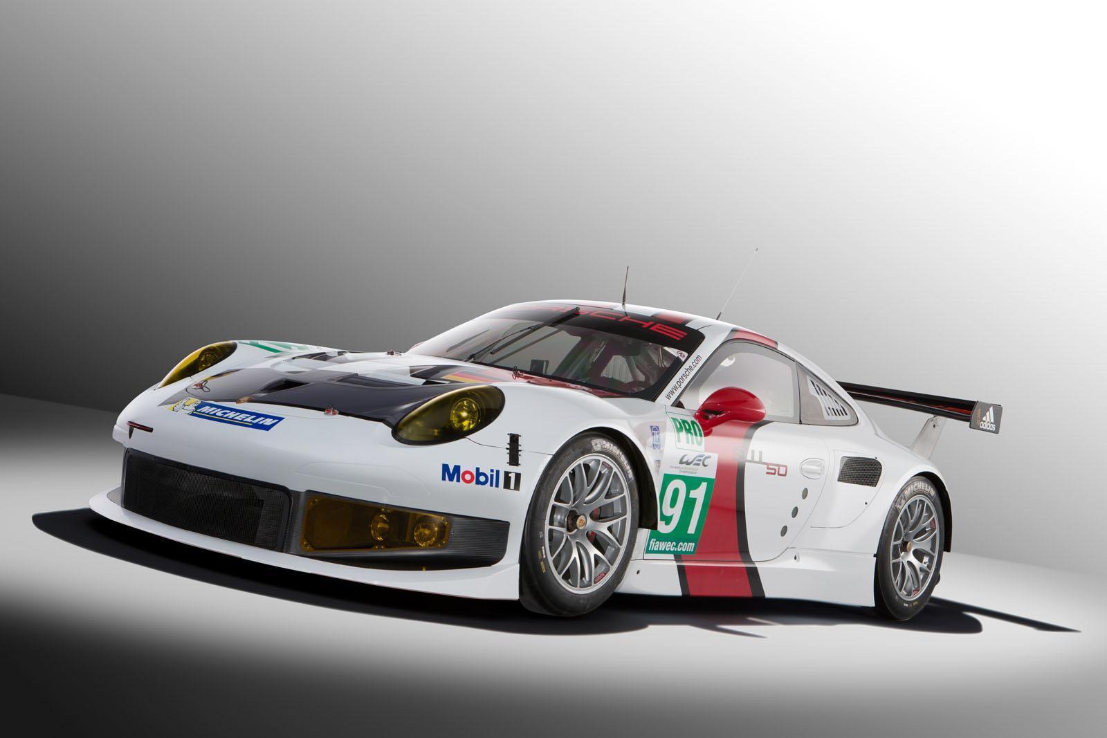 Foto de Porsche 911 RSR 2014 (3/9)